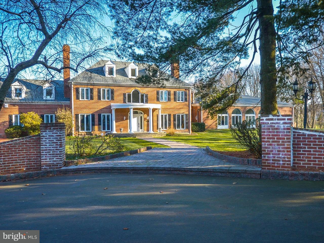 Maison unifamiliale pour l Vente à 460 ROELOFFS Road Yardley, Pennsylvanie 19067 États-Unis