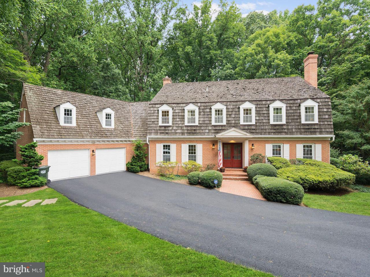 Single Family Home for Sale at 740 Potomac River Road 740 Potomac River Road McLean, Virginia 22102 United States