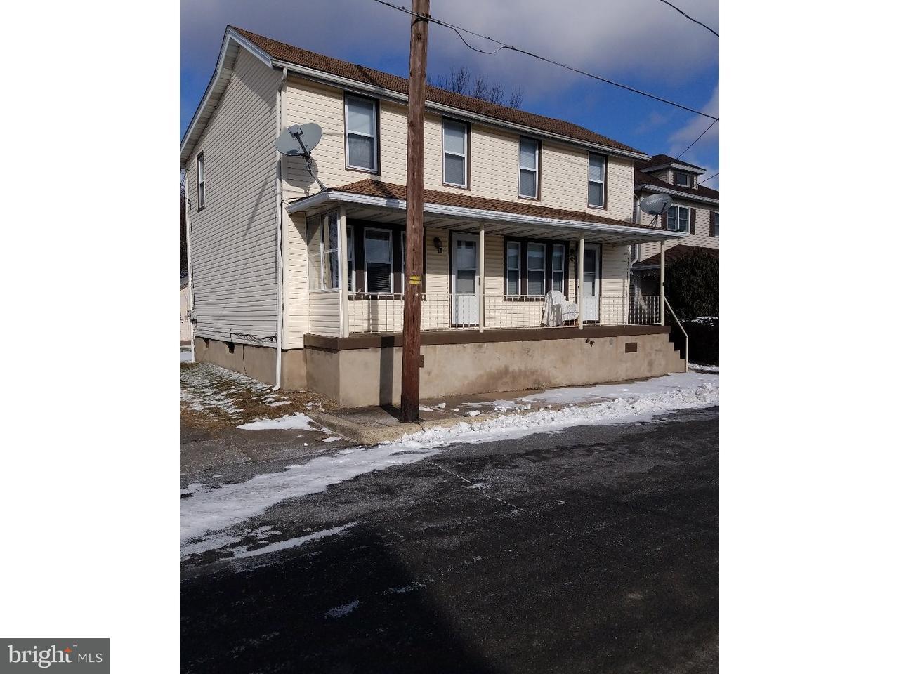 Quadraplex voor Verkoop een t 17-17.5 CENTER Street Kelayres, Pennsylvania 18231 Verenigde Staten