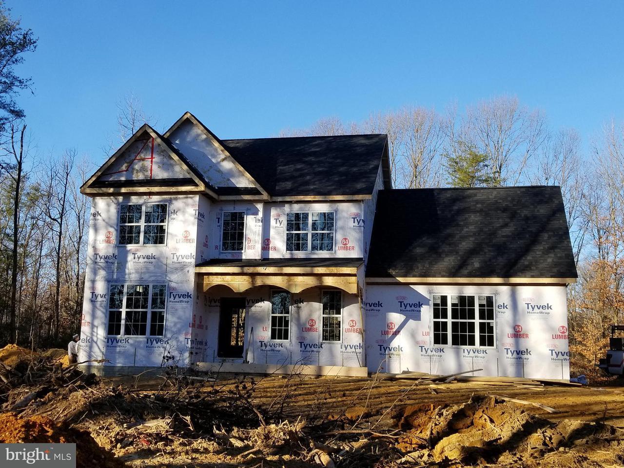Casa Unifamiliar por un Venta en 10275 Faulkner Road 10275 Faulkner Road Faulkner, Maryland 20632 Estados Unidos
