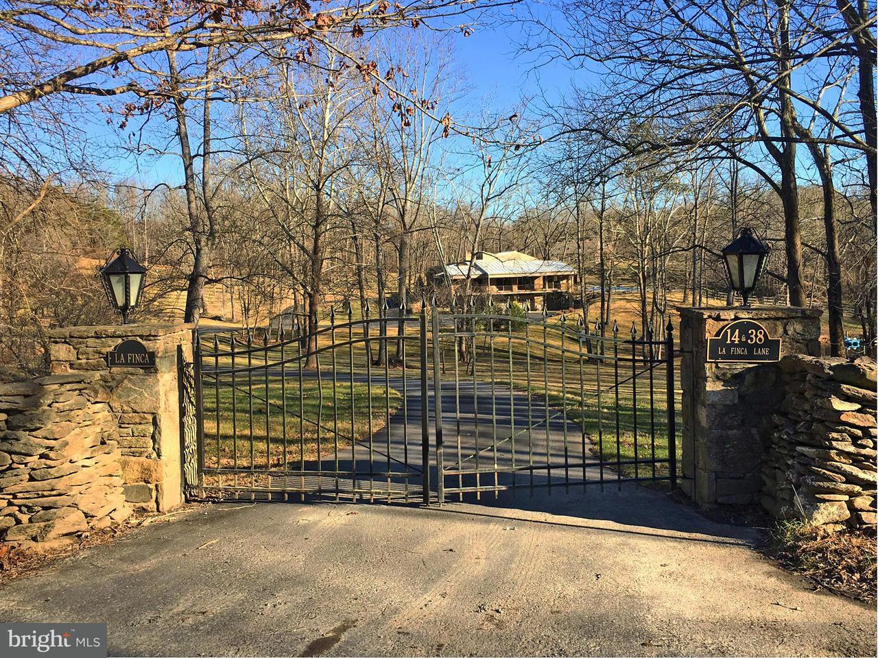 Einfamilienhaus für Verkauf beim 14 La Finca Lane 14 La Finca Lane Washington, Virginia 22747 Vereinigte Staaten