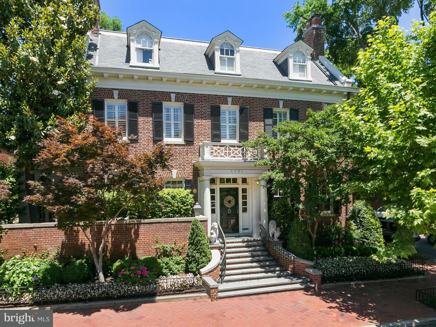 Single Family for Sale at 3301 N St NW Washington, District Of Columbia 20007 United States