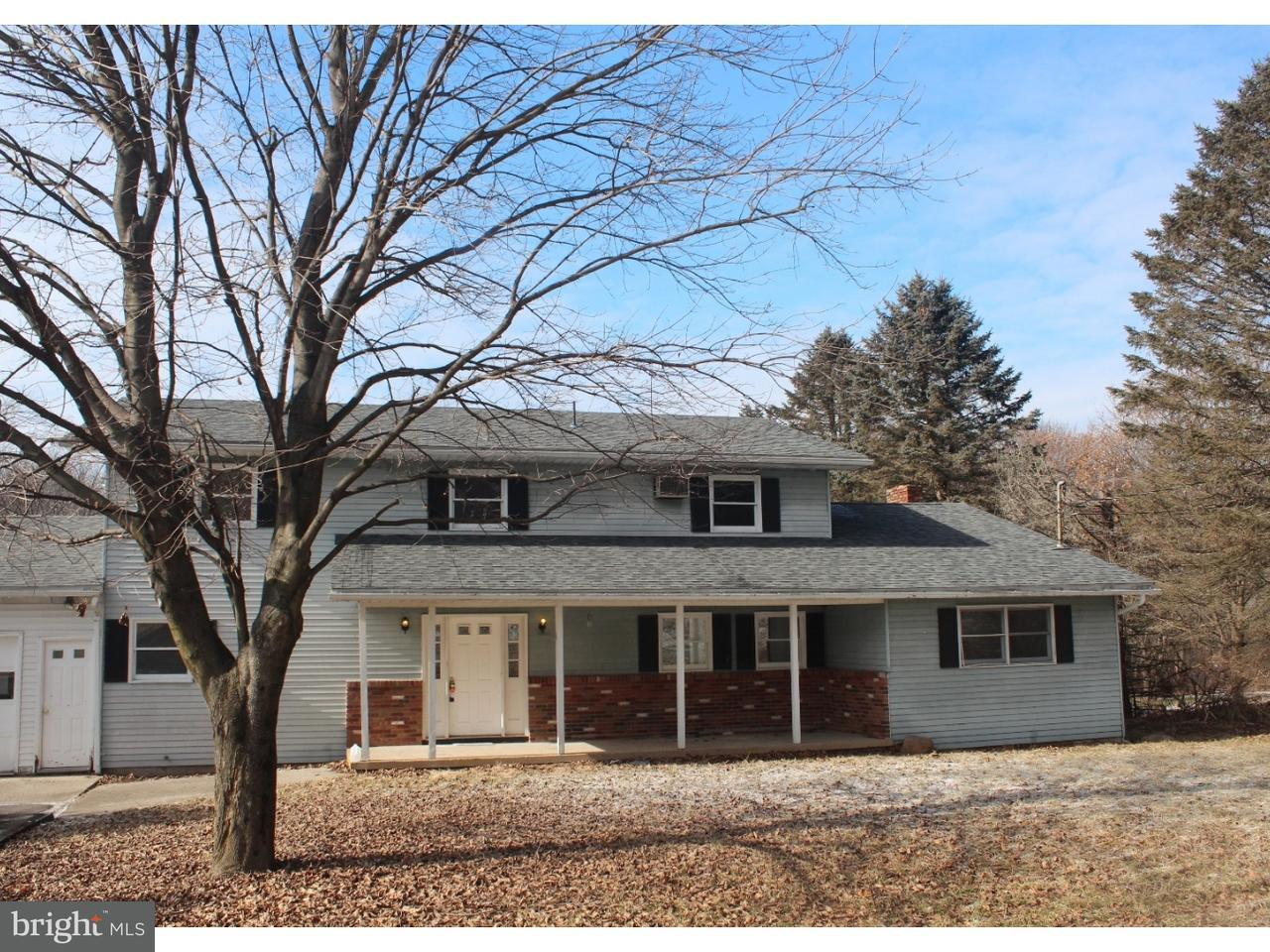 Single Family Home for Sale at 1301 BUNNY Lane Brodheadsville, Pennsylvania 18322 United States