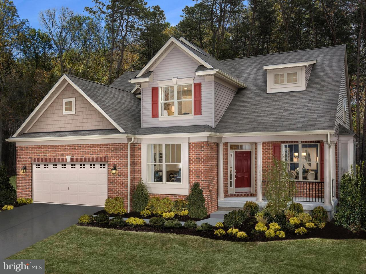 獨棟家庭住宅 為 出售 在 817 Janet Dale Lane 817 Janet Dale Lane Severn, 馬里蘭州 21144 美國
