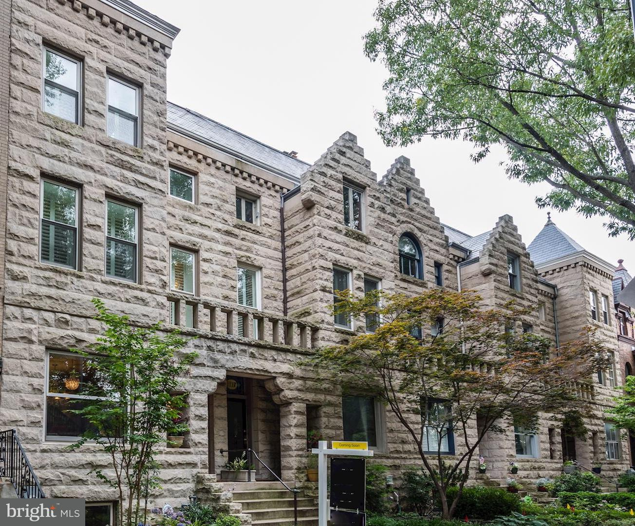 Single Family for Sale at 1119 East Capitol St SE Washington, District Of Columbia 20003 United States
