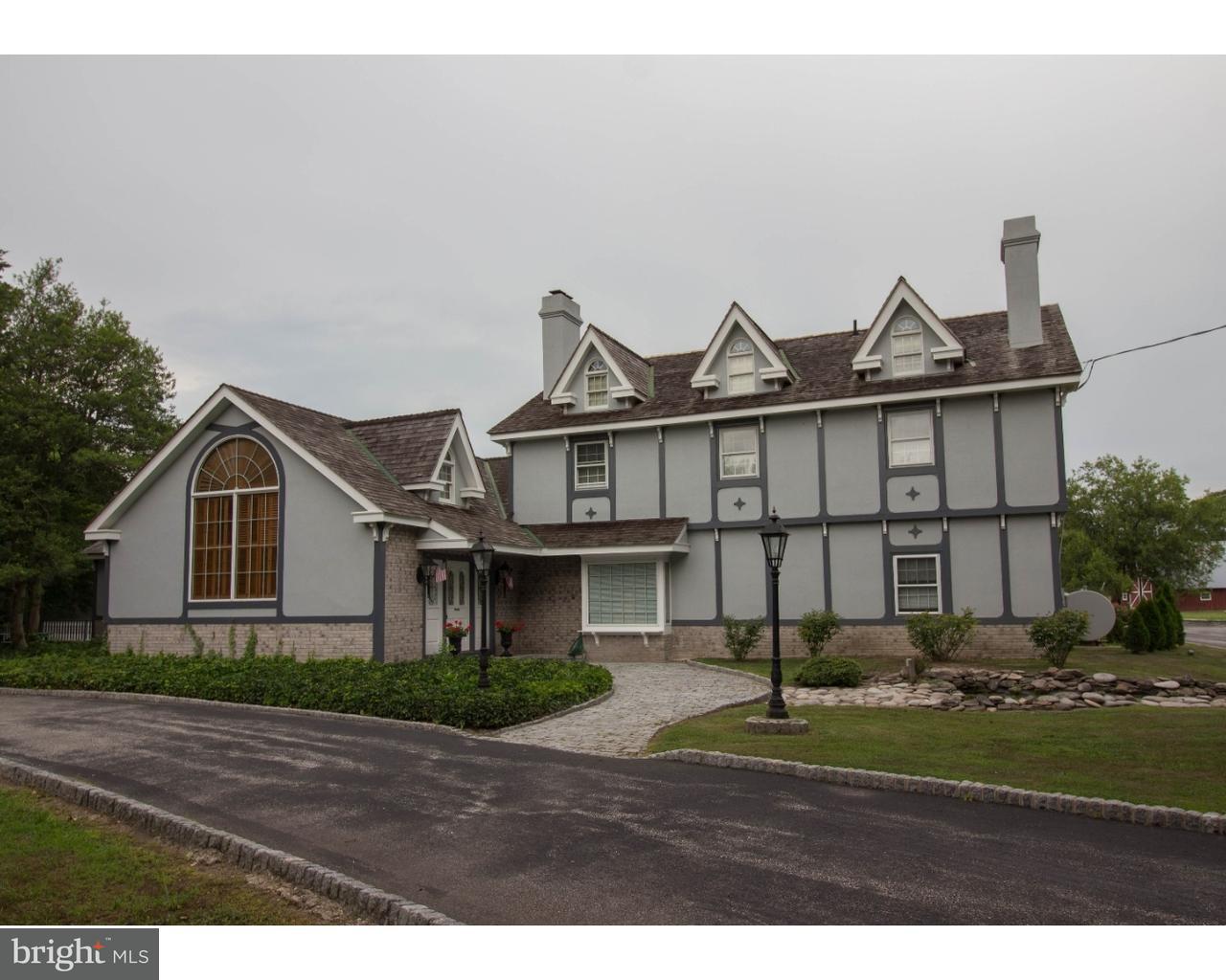 Enfamiljshus för Försäljning vid 859 COLES MILL Road Williamstown, New Jersey 08094 UsaI/Runt: Monroe Township