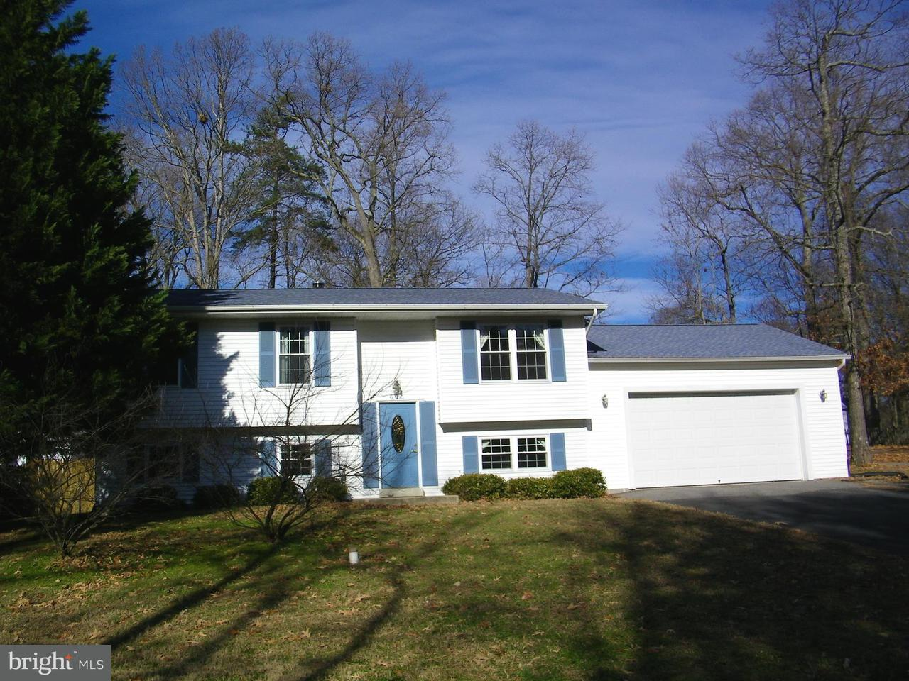 Other Residential for Rent at 605 White Sands Dr Lusby, Maryland 20657 United States