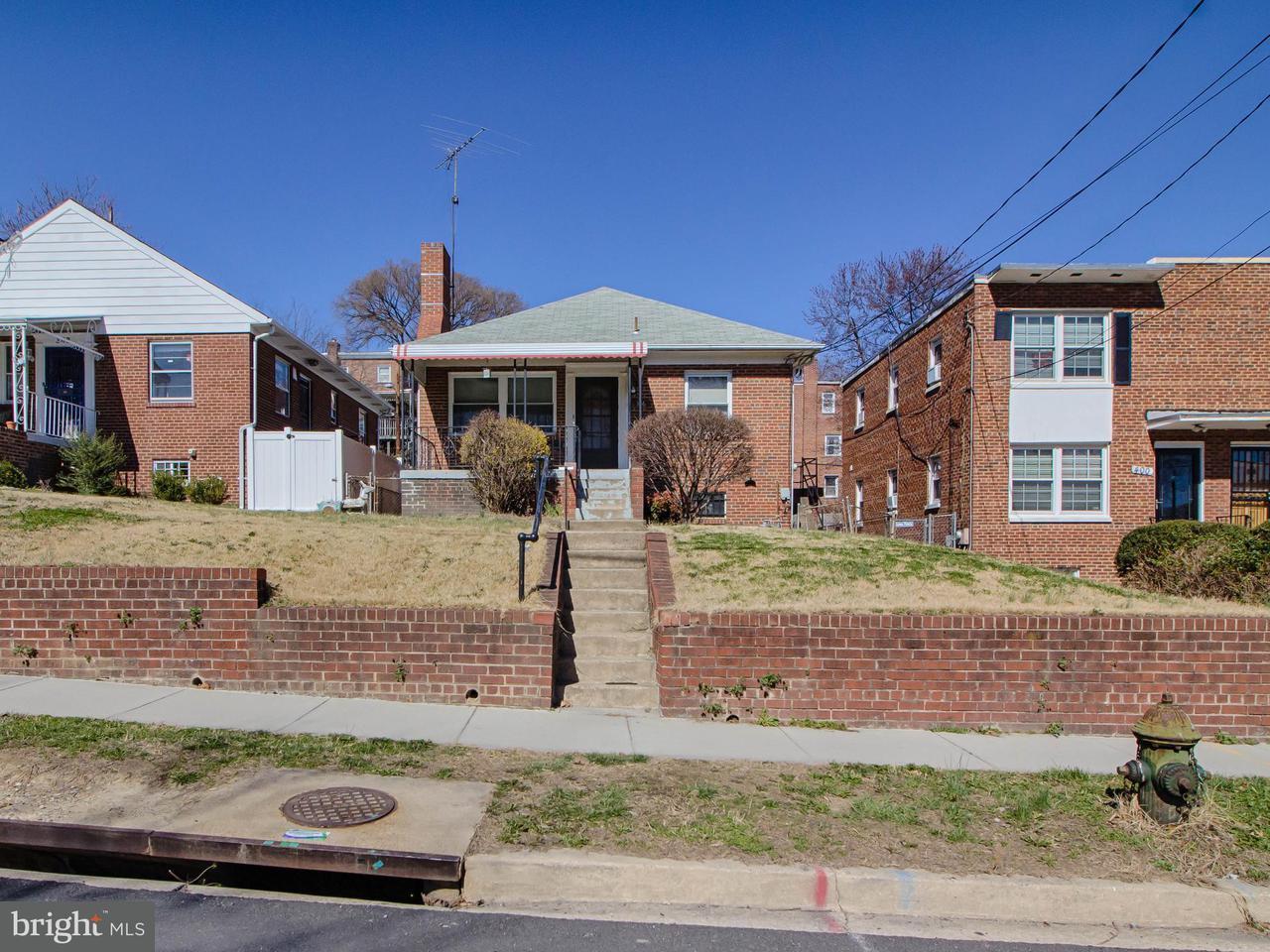 Single Family for Sale at 346 Oglethorpe St NE Washington, District Of Columbia 20011 United States