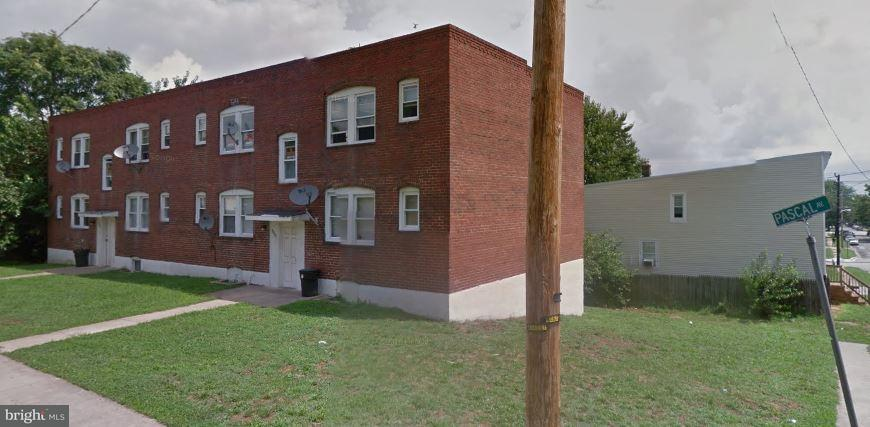 Other Residential for Sale at 3917 Pascal Ave Baltimore, Maryland 21226 United States