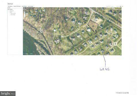 Terrain pour l Vente à 10733 Ardnave Place 10733 Ardnave Place Potomac, Maryland 20854 États-Unis