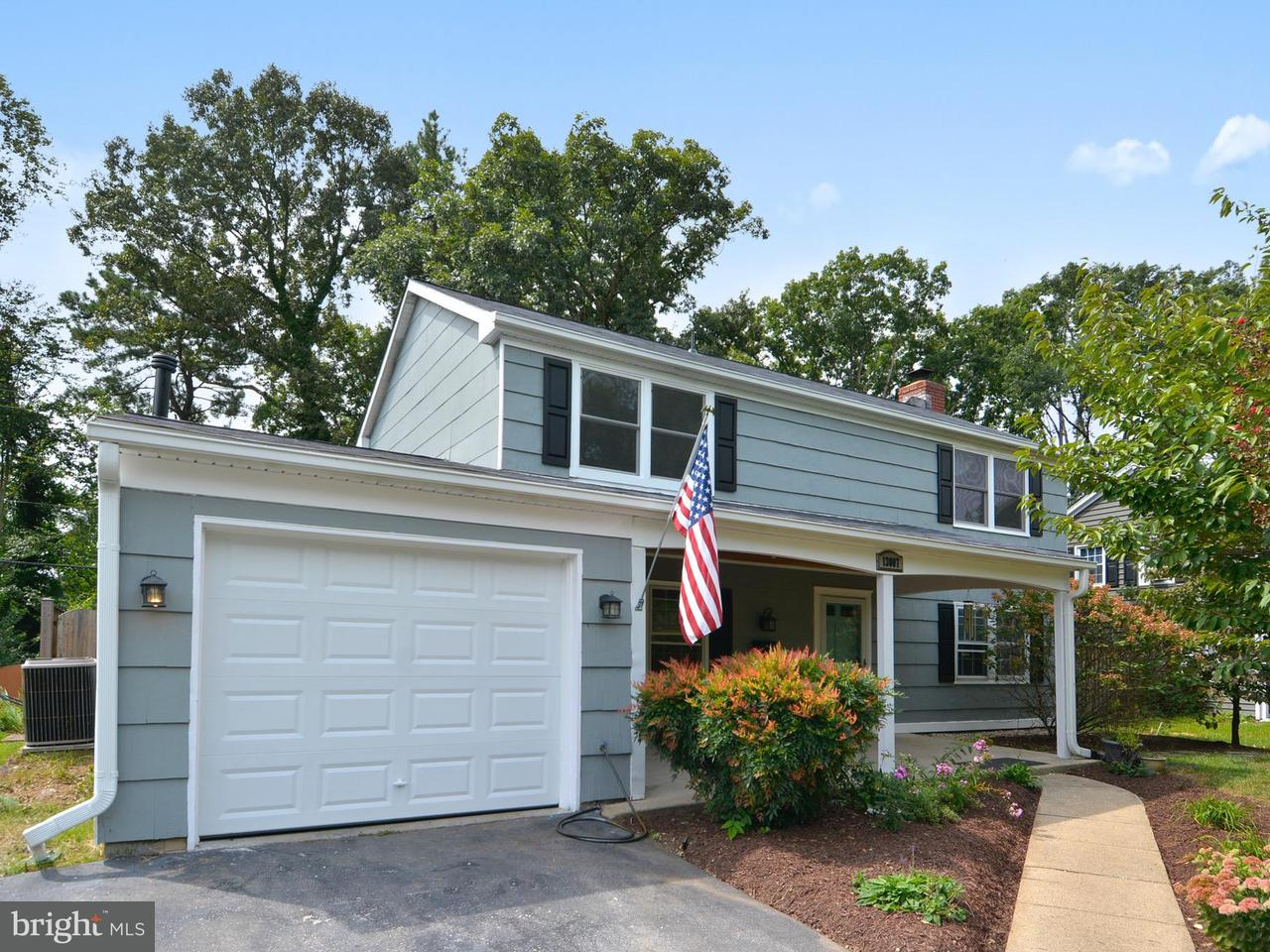 Photo of home for sale at 13007 Victoria Heights Drive, Bowie MD
