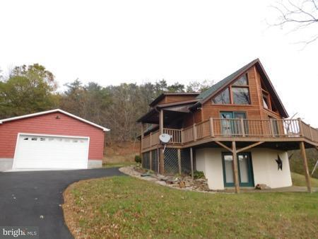 Single Family for Sale at 9018 Northwestern Pike Tpke New Creek, West Virginia 26743 United States