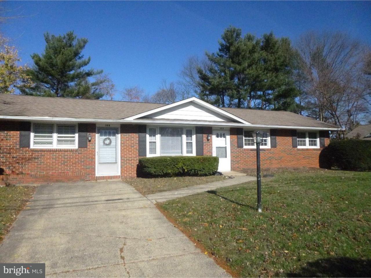 Casa Unifamiliar por un Alquiler en 10 GARFIELD AVE #B Turnersville, Nueva Jersey 08012 Estados Unidos