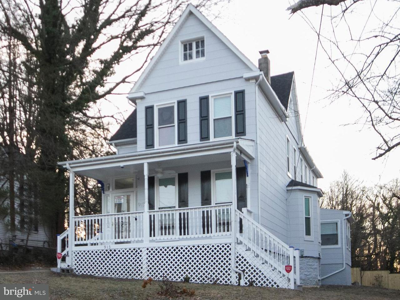 Single Family for Sale at 913 43rd St Baltimore, Maryland 21212 United States