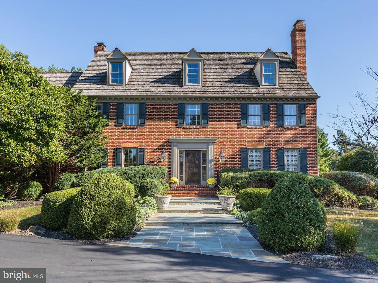 Casa Unifamiliar por un Venta en 13601 Stonebarn Lane 13601 Stonebarn Lane North Potomac, Maryland 20878 Estados Unidos