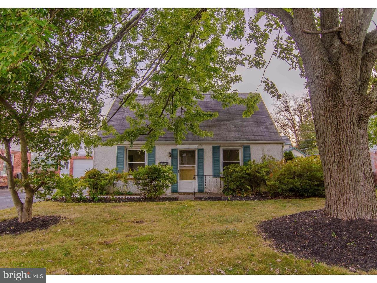 Частный односемейный дом для того Аренда на 2032 CLEARVIEW Avenue Norristown, Пенсильвания 19403 Соединенные Штаты