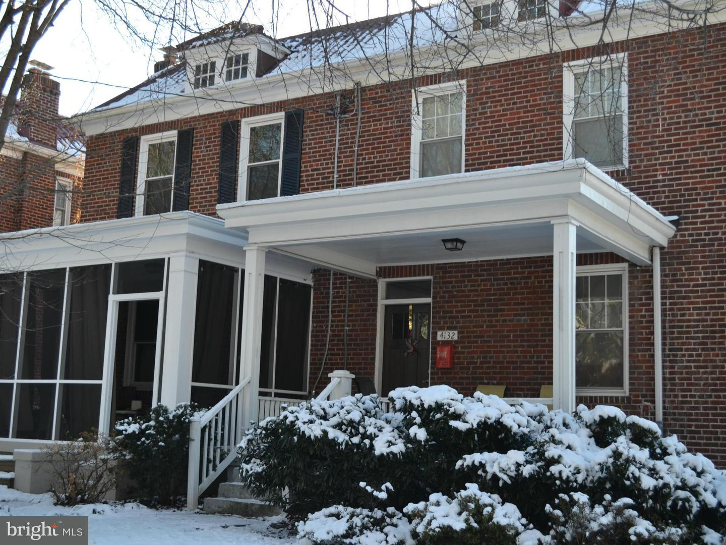 Other Residential for Rent at 4130 Military Rd NW Washington, District Of Columbia 20015 United States