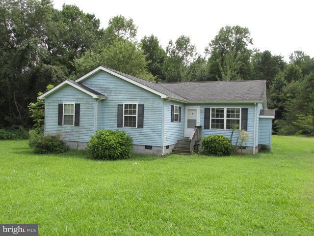 Single Family for Sale at 458 Kingston Rd Lottsburg, Virginia 22511 United States