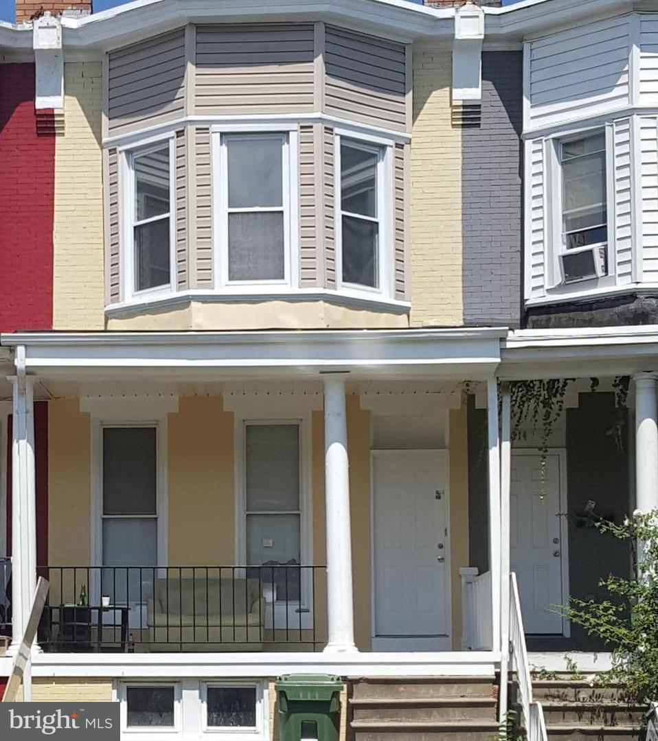 Single Family for Sale at 312 28th St E Baltimore, Maryland 21218 United States