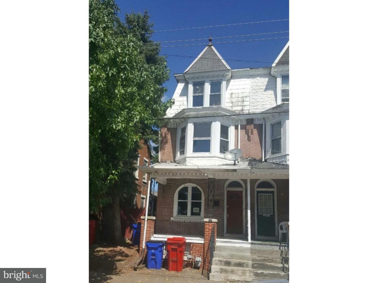 Casa unifamiliar adosada (Townhouse) por un Alquiler en 15 E 2ND Street Pottstown, Pennsylvania 19464 Estados Unidos