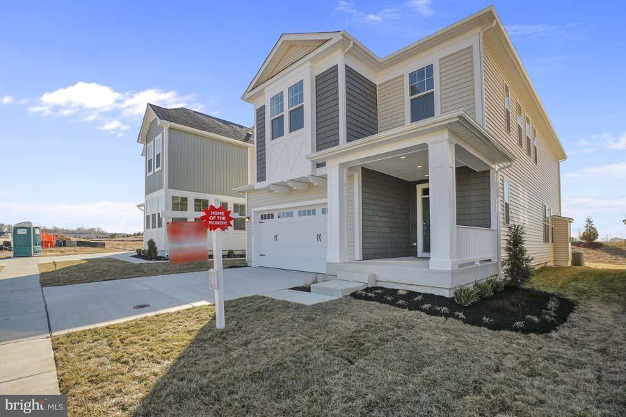 獨棟家庭住宅 為 出售 在 1292 Spanish Oak Way 1292 Spanish Oak Way Odenton, 馬里蘭州 21113 美國