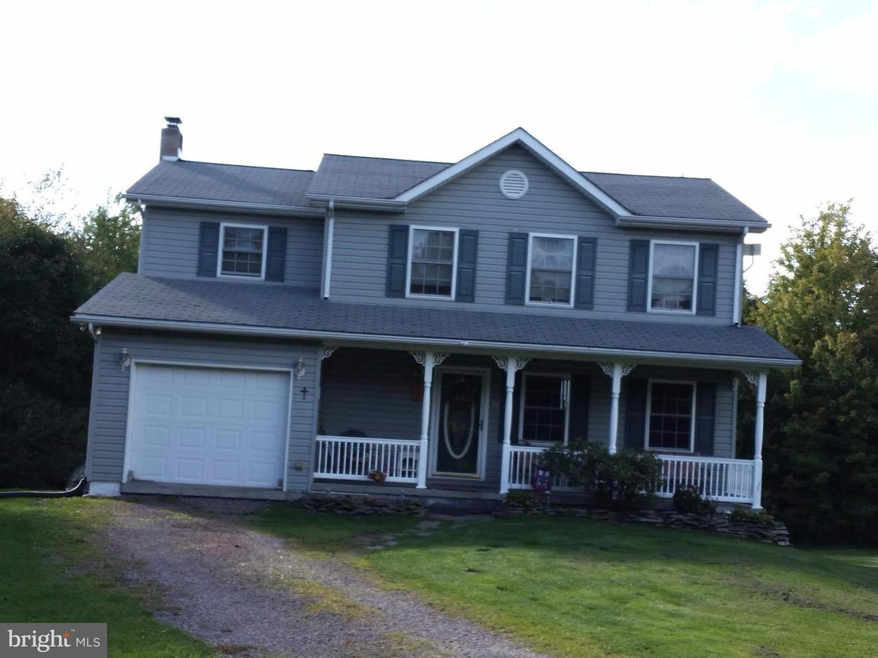 Single Family for Sale at 719 Westview Xing Grantsville, Maryland 21536 United States