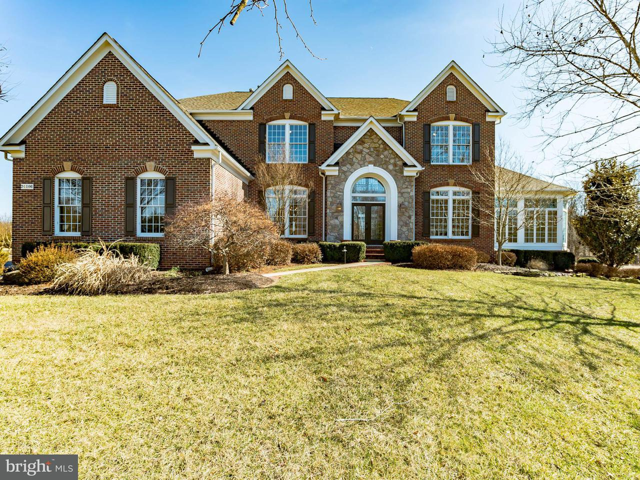 Single Family Home for Sale at 24106 Mercers Crossing Court 24106 Mercers Crossing Court Aldie, Virginia 20105 United States