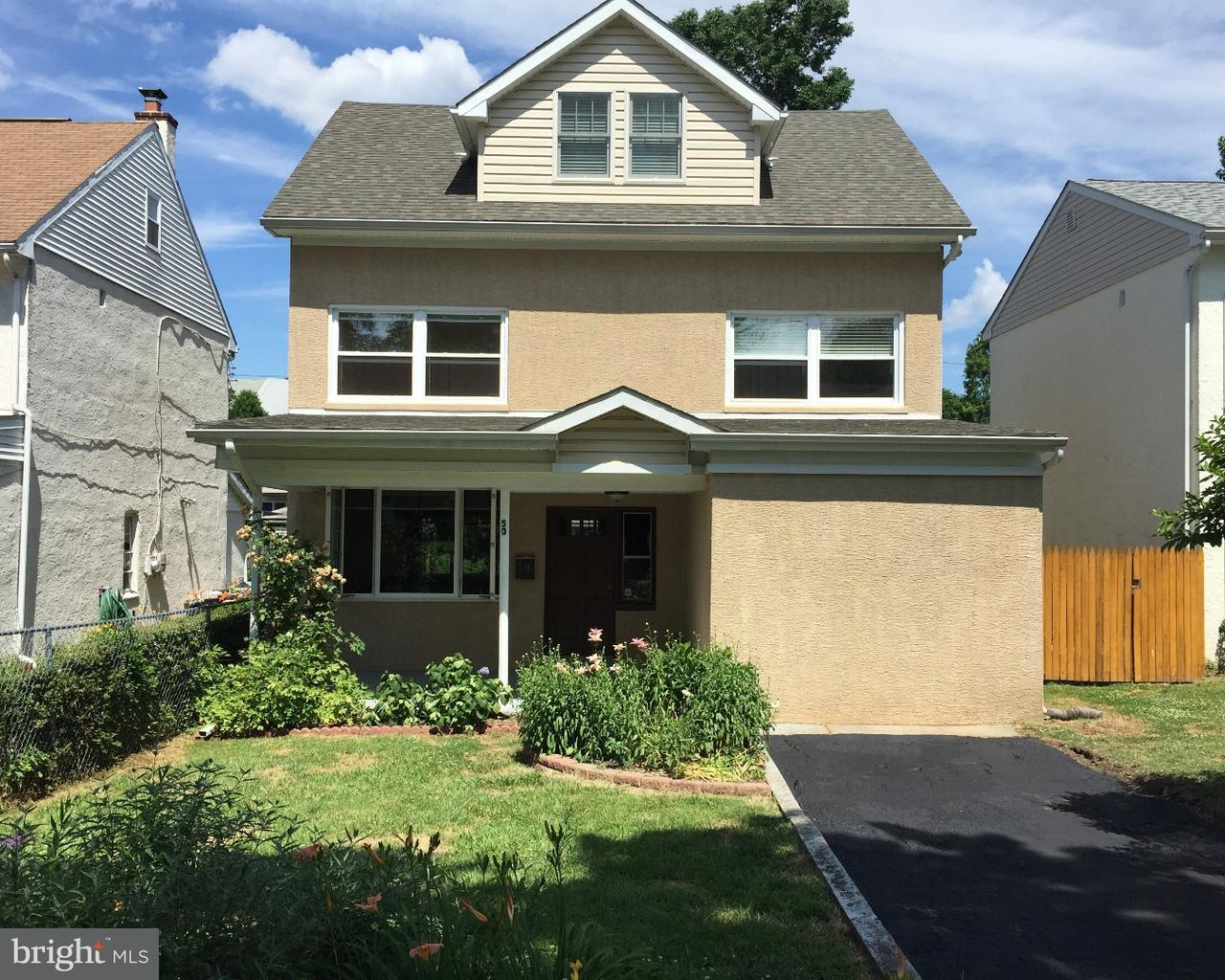 Single Family Home for Rent at 50 WENTWORTH Lane Bryn Mawr, Pennsylvania 19010 United States