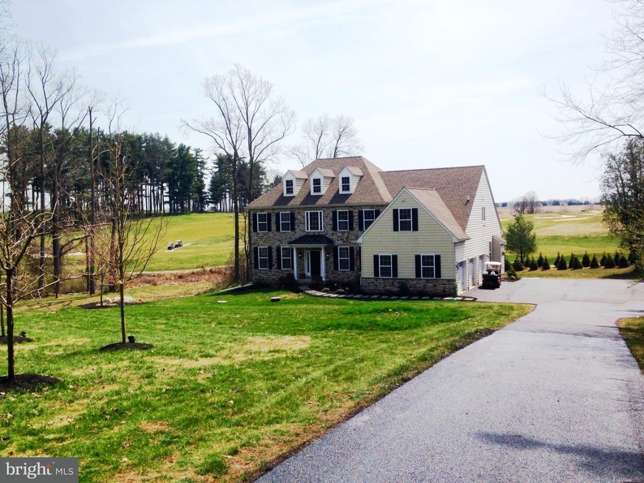 Casa Unifamiliar por un Venta en 25 BROOMALL Lane Glen Mills, Pennsylvania 19342 Estados Unidos