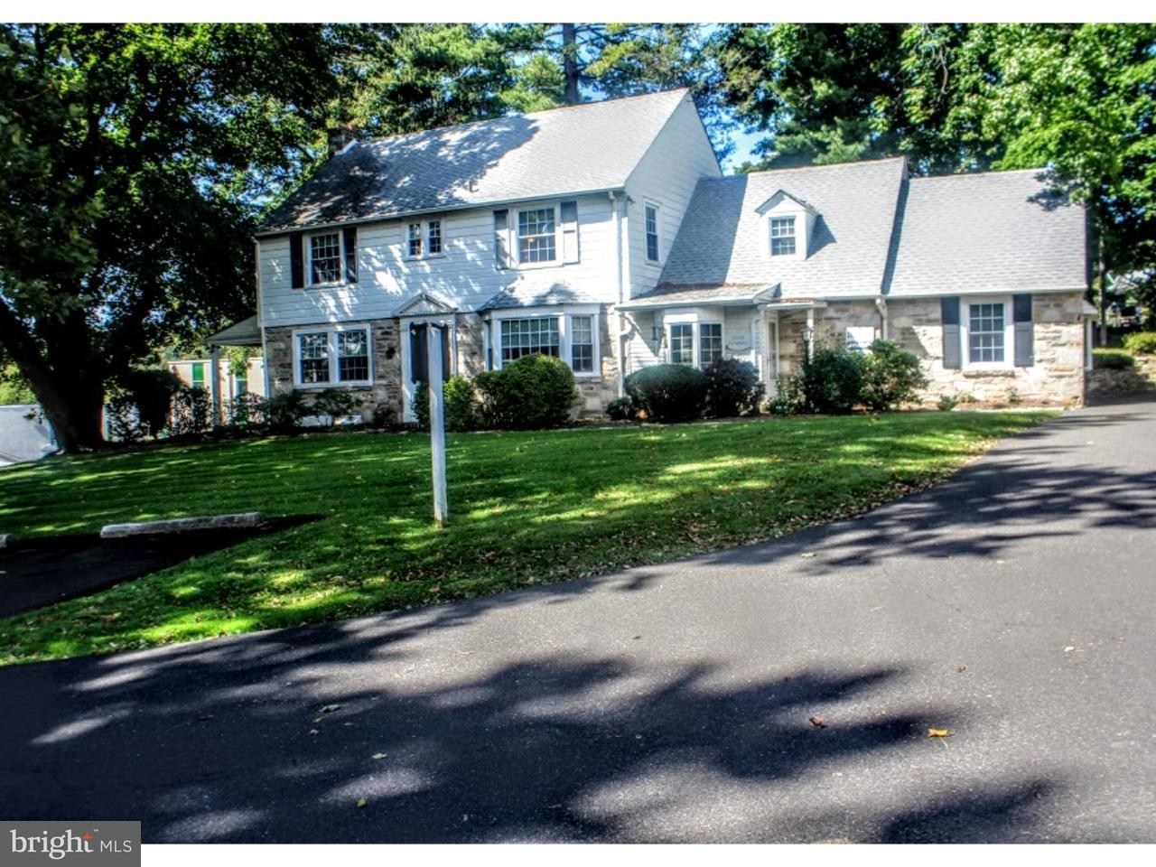 Single Family Home for Rent at 2 HIDDEN Lane Abington, Pennsylvania 19001 United States