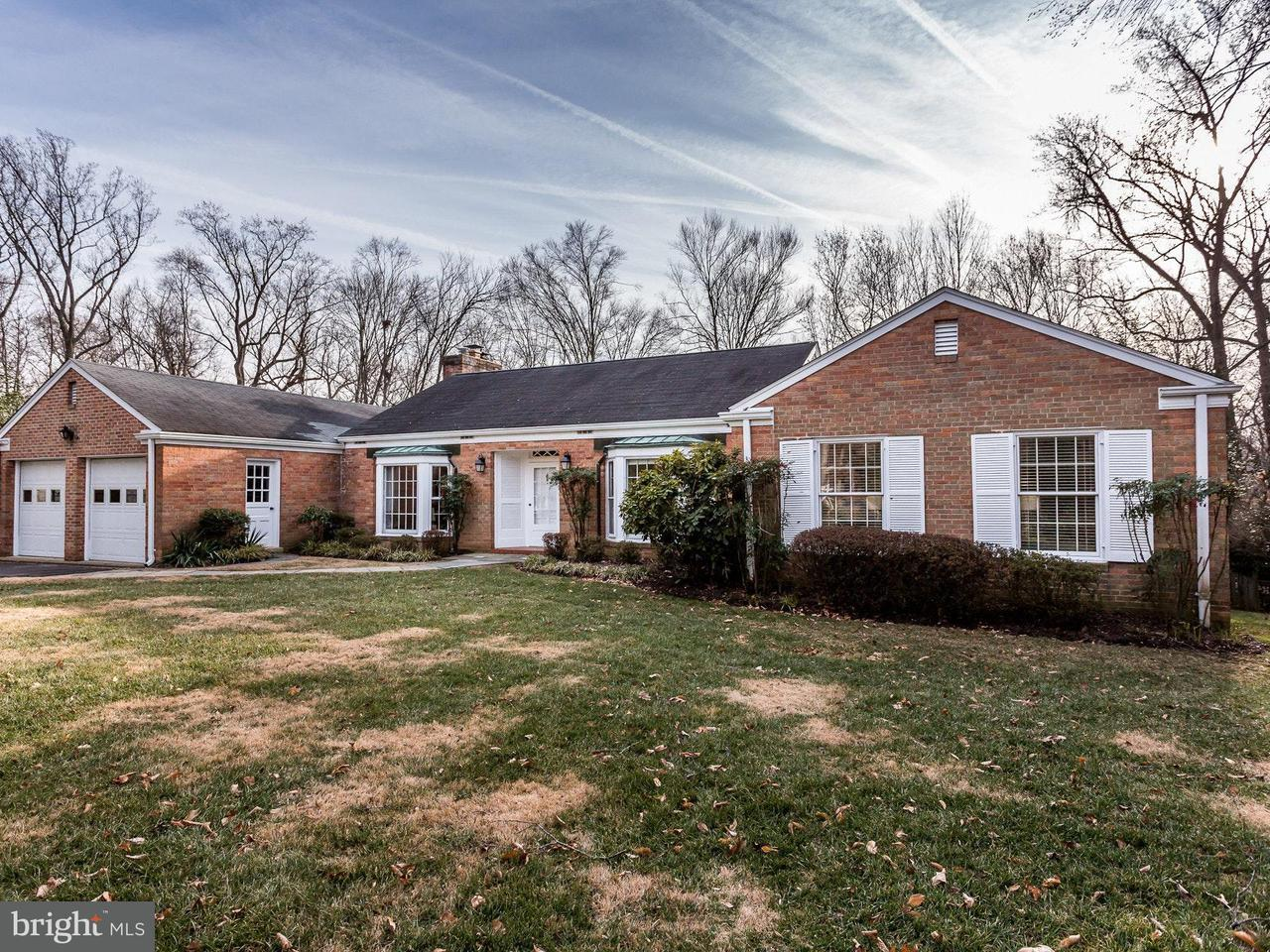 Single Family Home for Sale at 1352 Pine Tree Road 1352 Pine Tree Road McLean, Virginia 22101 United States