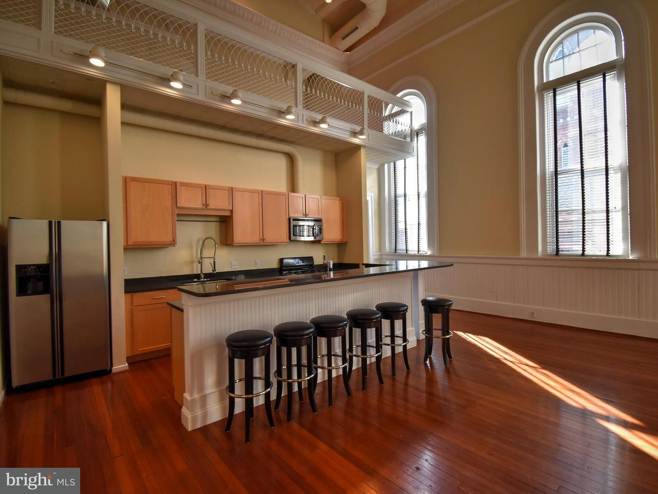 Condominium for Rent at 112 West St E #301 Baltimore, Maryland 21230 United States