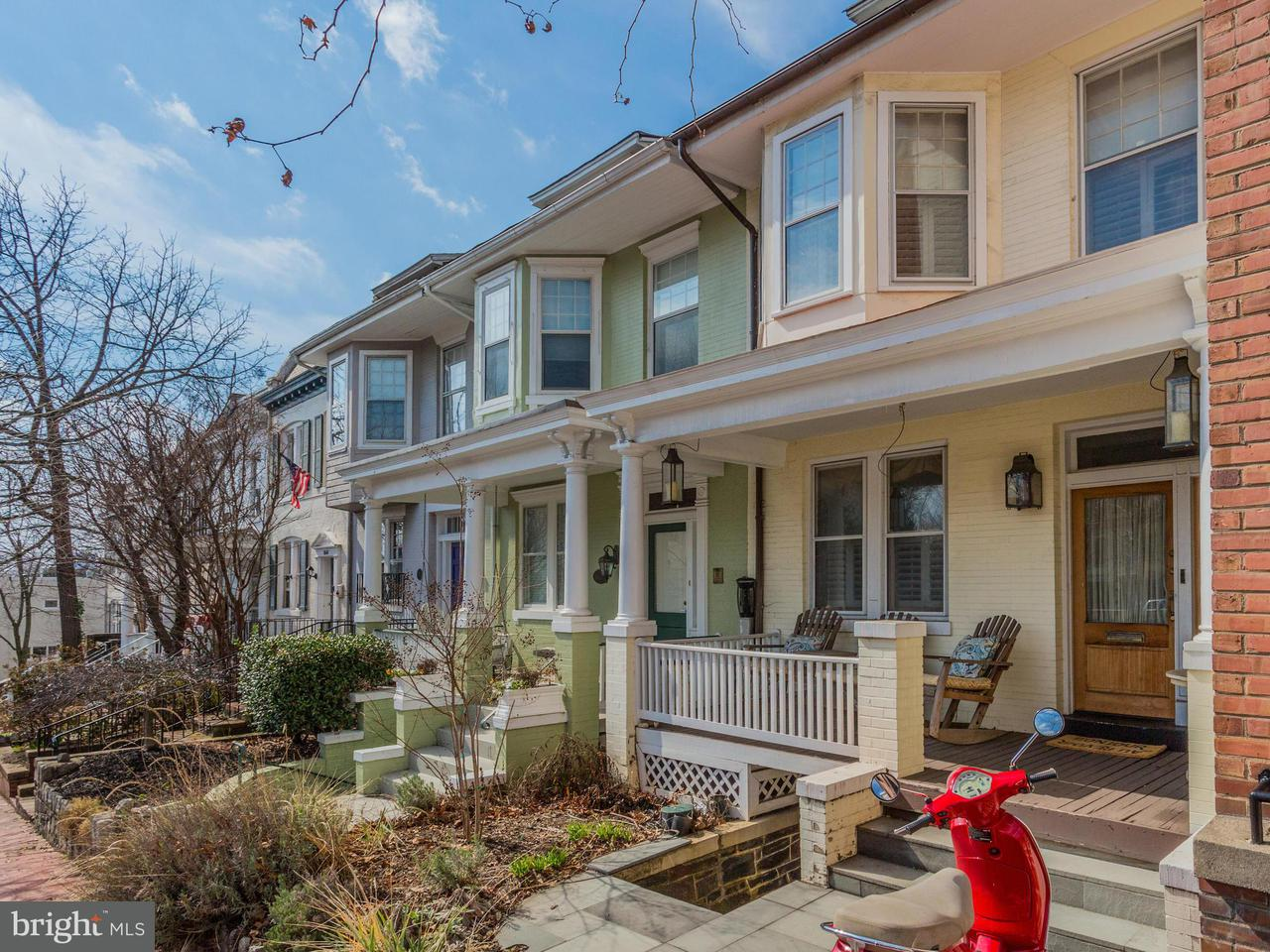 Other Residential for Rent at 1654 33rd St NW Washington, District Of Columbia 20007 United States