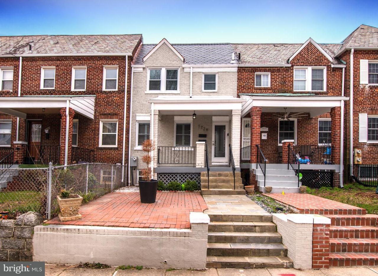 Single Family for Sale at 1729 D St NE Washington, District Of Columbia 20002 United States