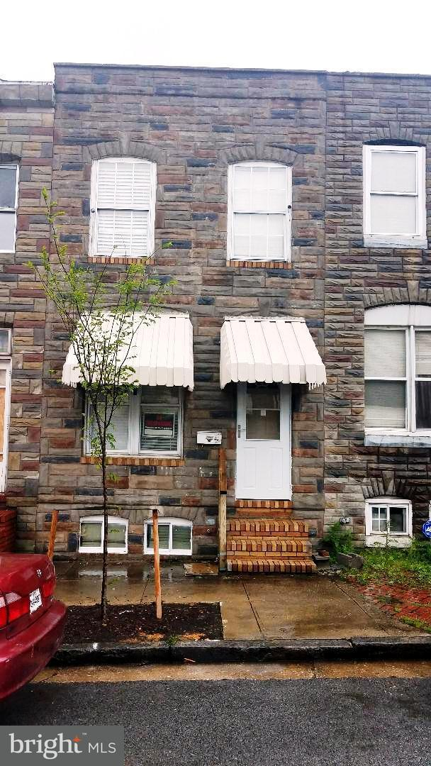 Other Residential for Rent at 1627 Cherry St Baltimore, Maryland 21226 United States