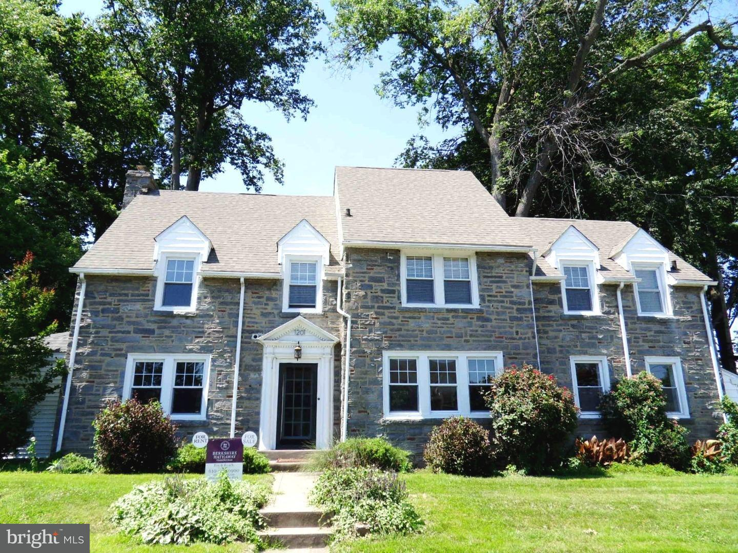 Single Family Home for Sale at 1201 MORGAN Avenue Drexel Hill, Pennsylvania 19026 United States