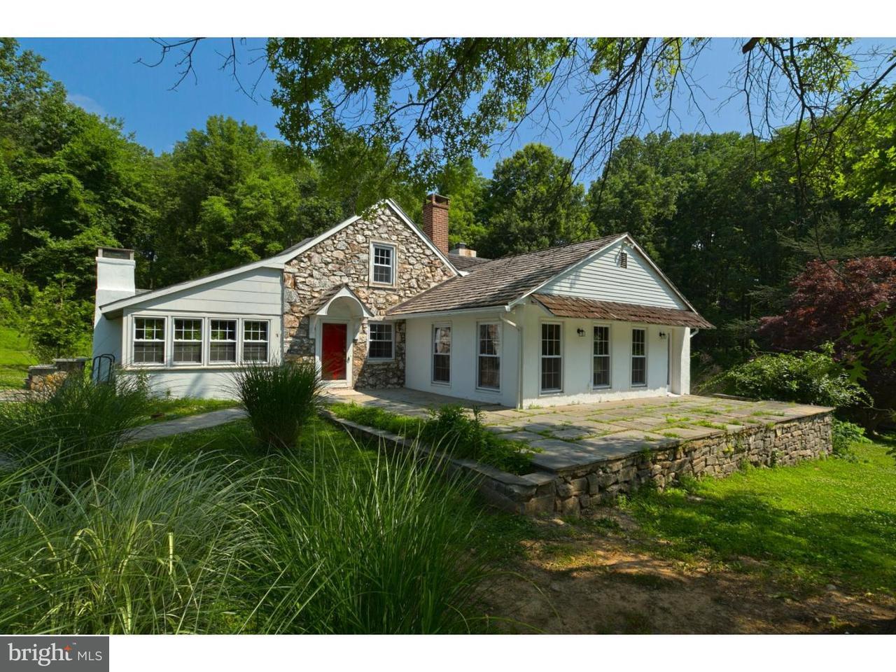 Casa Unifamiliar por un Alquiler en 1101 CLOVER Lane Glen Mills, Pennsylvania 19342 Estados Unidos