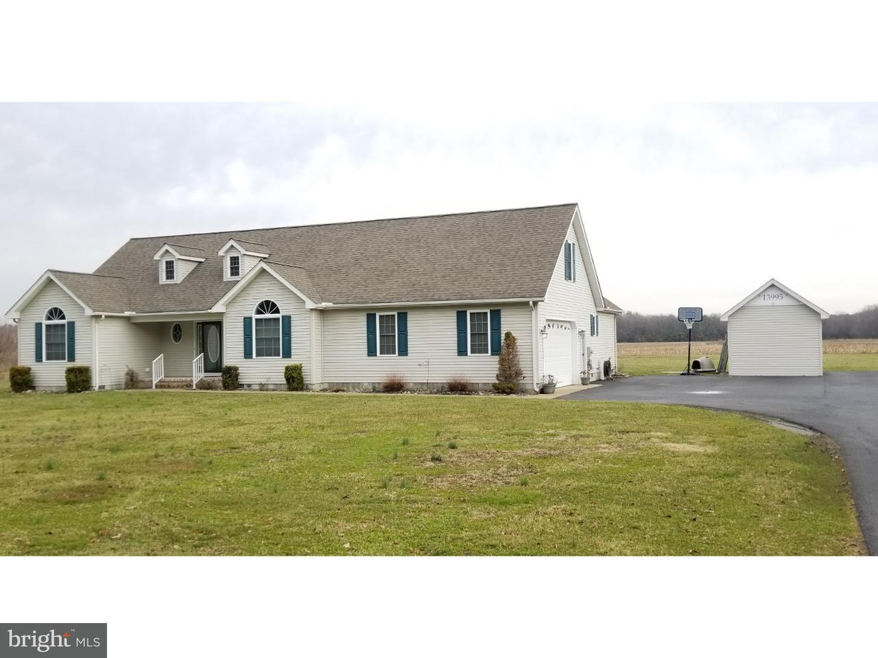 一戸建て のために 売買 アット 13995 MILE STRETCH Road Greenwood, デラウェア 19950 アメリカ合衆国