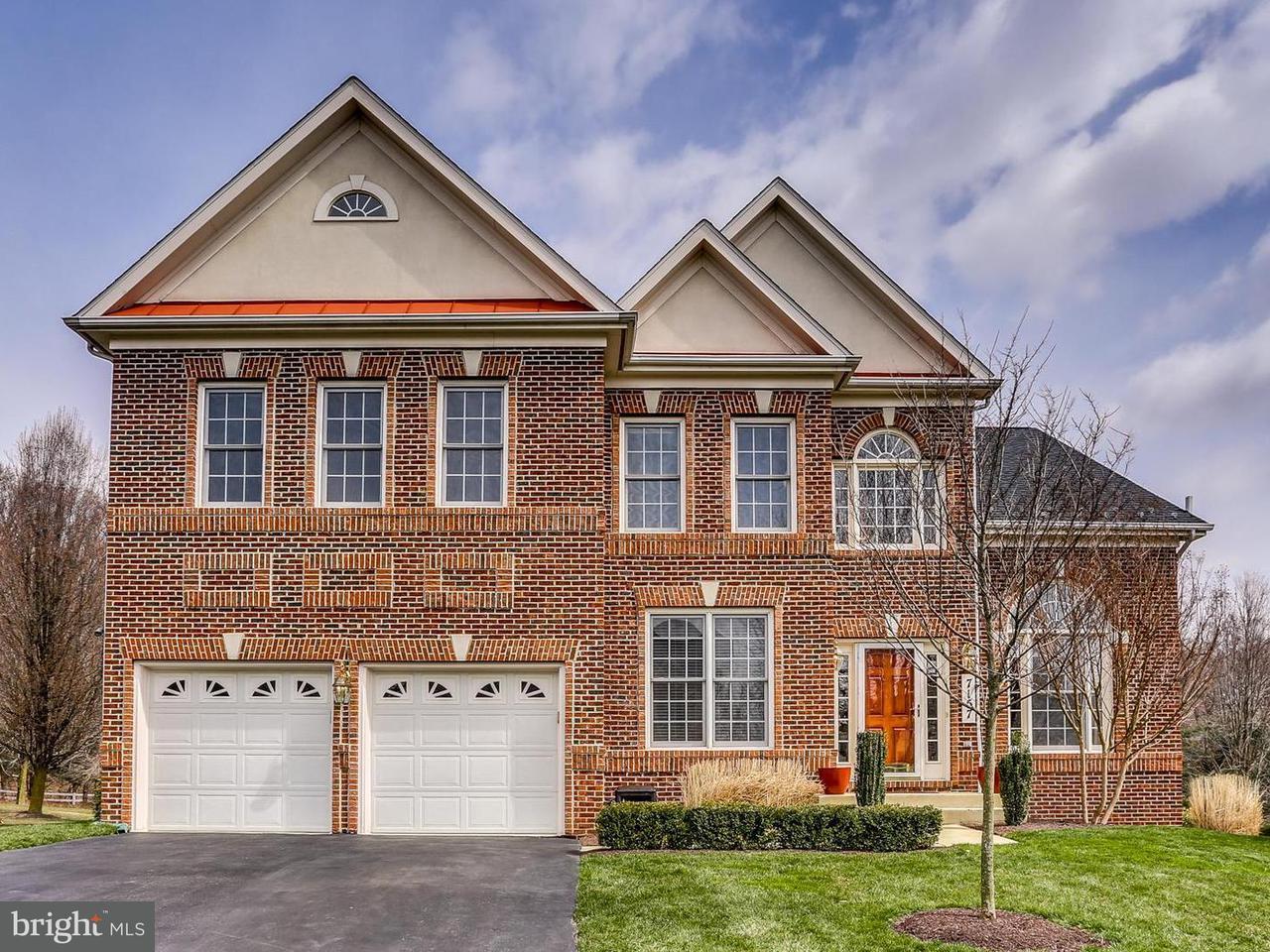 一戸建て のために 売買 アット 7157 Collingwood Court 7157 Collingwood Court Elkridge, メリーランド 21075 アメリカ合衆国