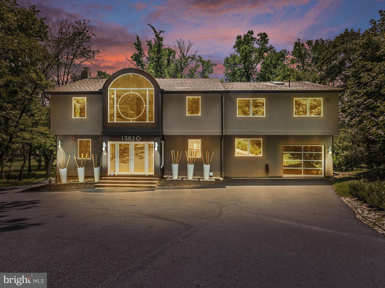 独户住宅 为 销售 在 13820 Piscataway Drive 13820 Piscataway Drive Fort Washington, 马里兰州 20744 美国
