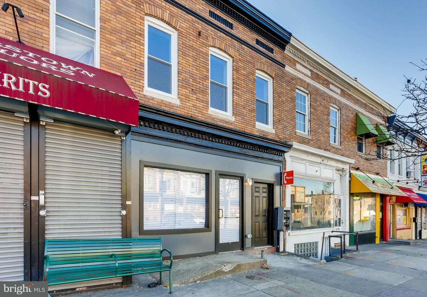 Commercial for Sale at 3241 Belair Rd Baltimore, Maryland 21213 United States