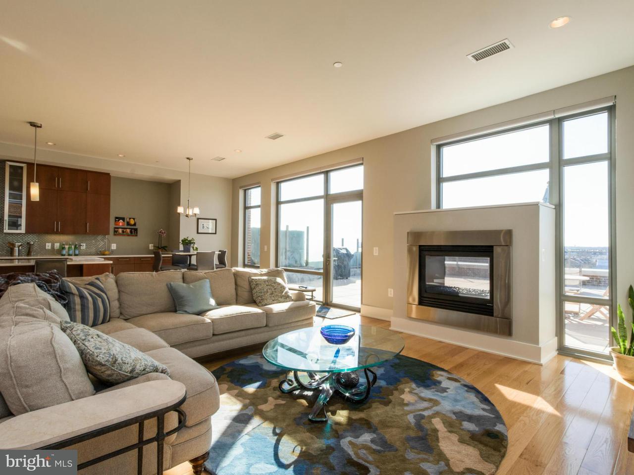 Πολυκατοικία ατομικής ιδιοκτησίας για την Πώληση στο 601 Fairfax St #602 601 Fairfax St #602 Alexandria, Βιρτζινια 22314 Ηνωμενεσ Πολιτειεσ