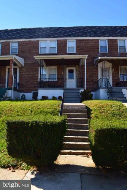 Single Family for Sale at 3834 Derby Manor Dr Baltimore, Maryland 21215 United States