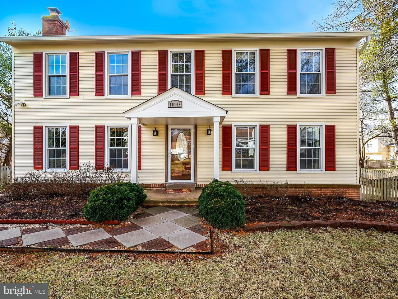 Single Family Home for Sale at 10148 Yorktown Drive 10148 Yorktown Drive Great Falls, Virginia 22066 United States