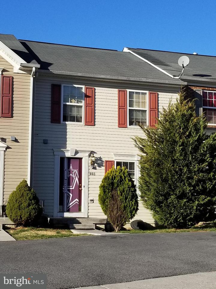 Other Residential for Rent at 403 Hupps Hill Ct Strasburg, Virginia 22657 United States