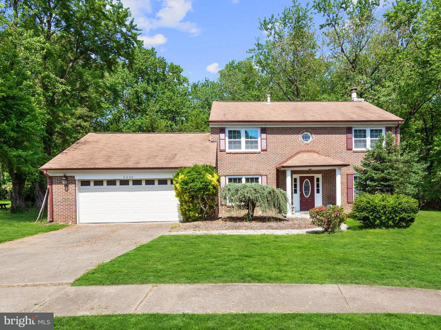 Single Family for Sale at 8002 Woodcroft Ct Dunn Loring, Virginia 22027 United States
