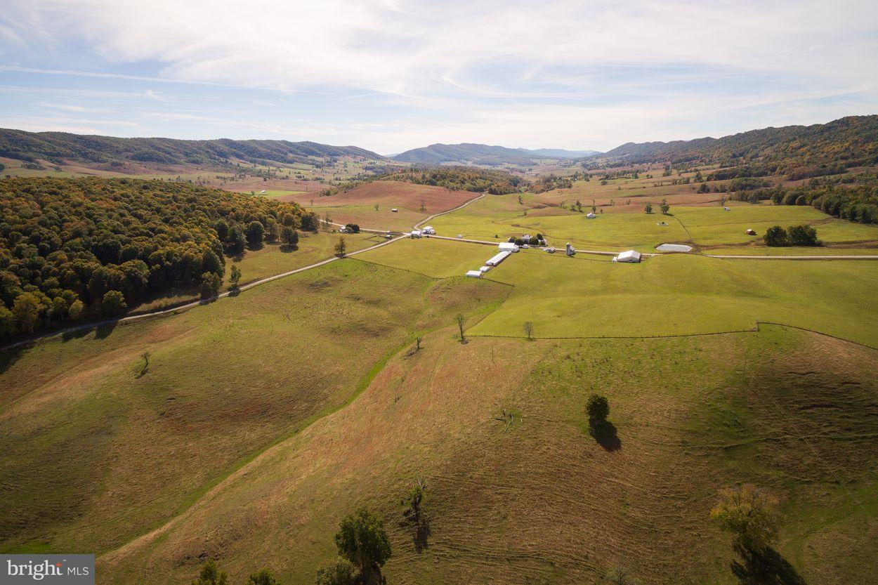 Farm for Sale at 5573 Mountain Tpke Monterey, Virginia 24465 United States