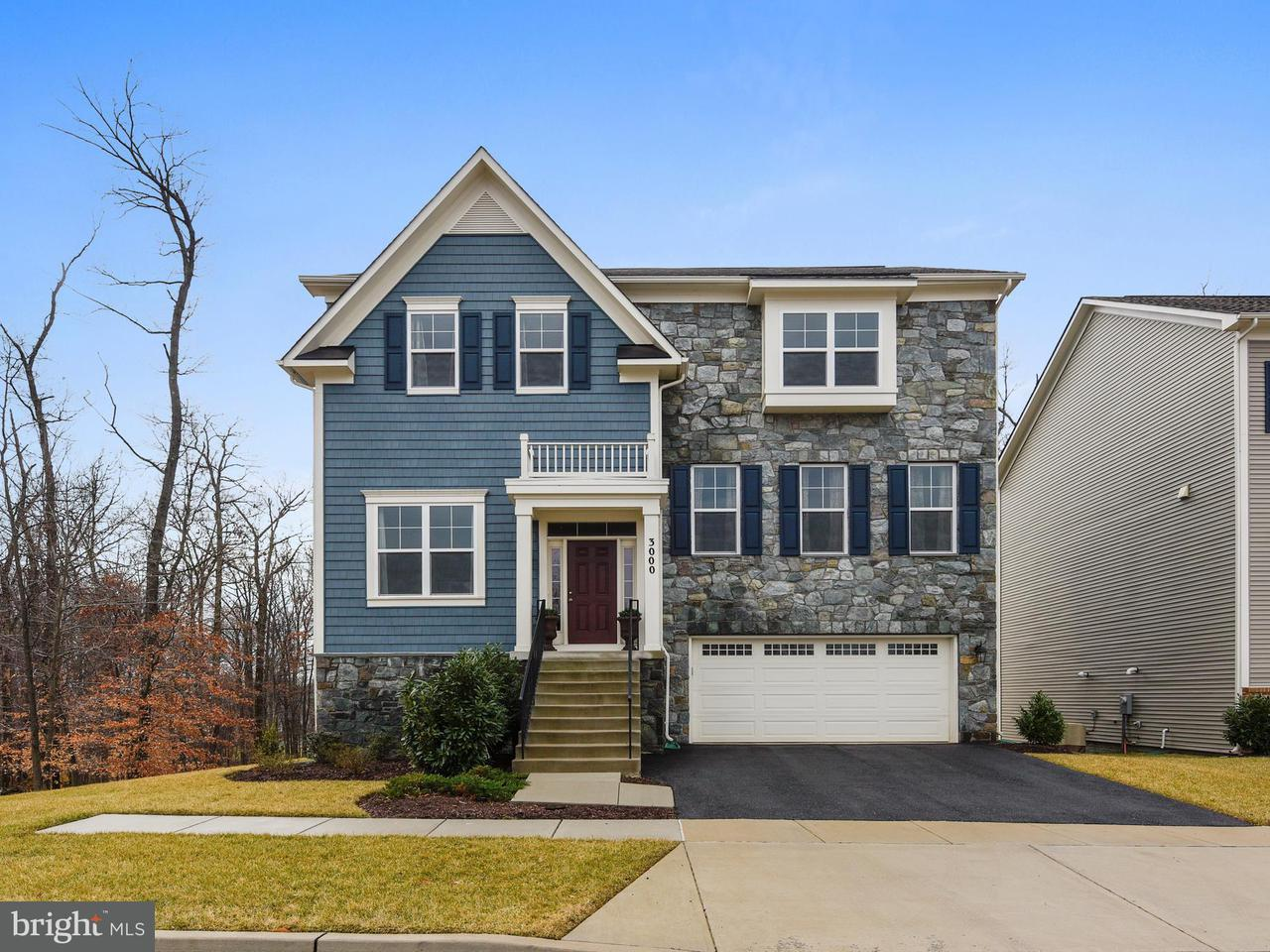 Single Family Home for Sale at 3000 Big Bear Ter 3000 Big Bear Ter Silver Spring, Maryland 20906 United States