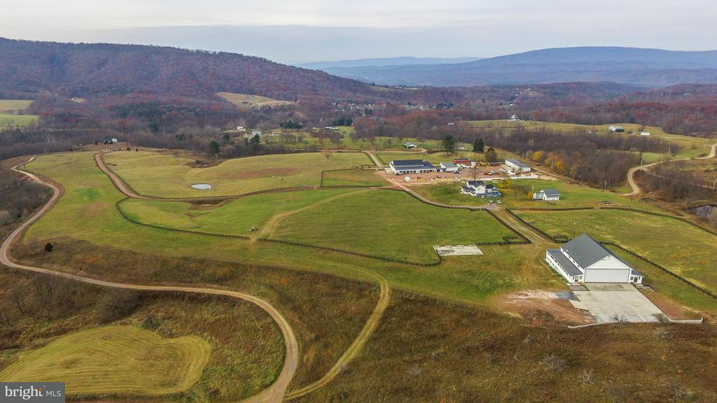 Farm for Sale at 427 Avalanche Trail Paw Paw, West Virginia 25434 United States