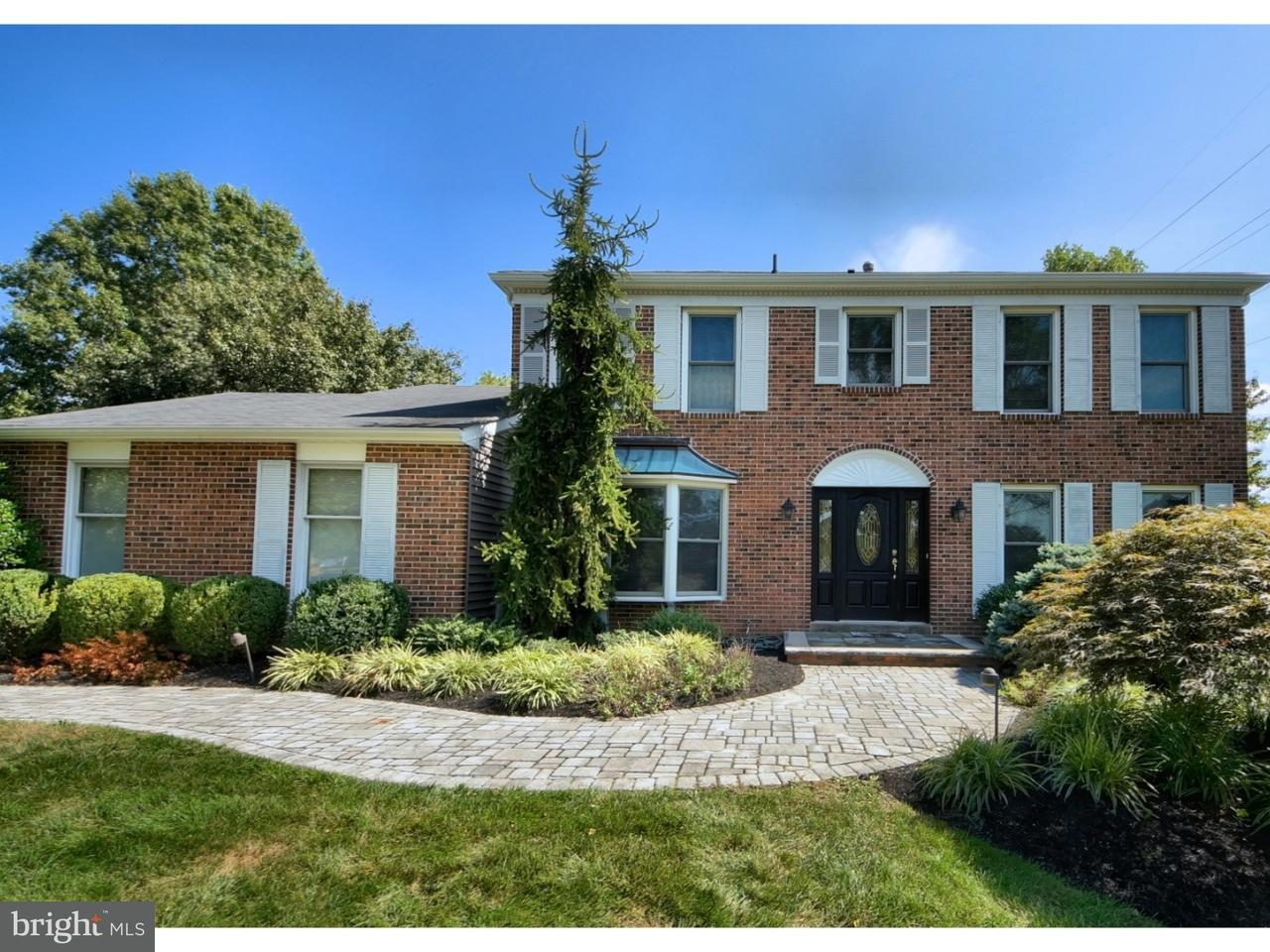 Single Family Home for Sale at 26 MELVINA Drive Lawrence, New Jersey 08648 United StatesMunicipality: Lawrence Township